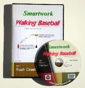 Smartwork Walking Baseball DVD with Evan Graham