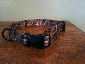 ADJUSTABLE CAMO DOG COLLAR