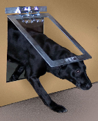 HEAVY DUTY DOG HOUSE DOOR