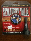BUCK GARDNER 6 IN ONE DUCK CALL WITH FREE STRAIGHT TALK CD